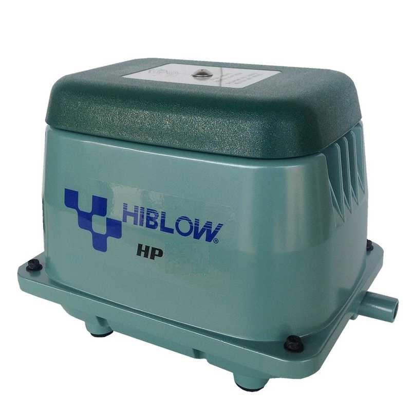 HIBLOW HP-50D Membraninė orapūtė