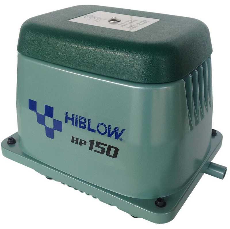 HIBLOW HP-150 Membraninė orapūtė
