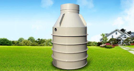 Buitinių nuotekų valymo įrenginys BV-GP-0.8
