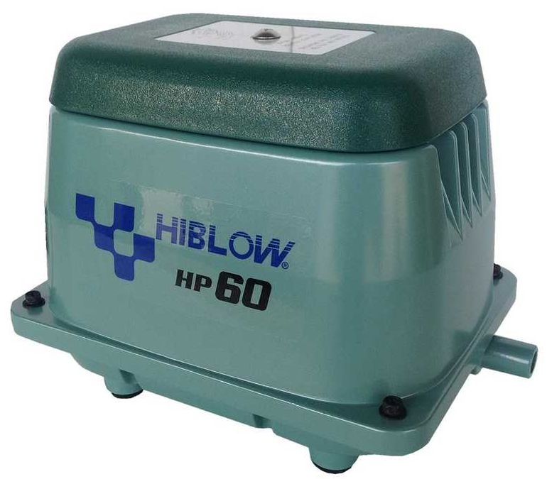 HIBLOW HP-50D/60/80 MEMBRANOS