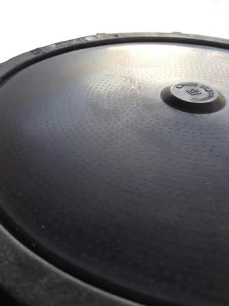 JAGER  HD 270 Membraninis diskinis oro difuzorius