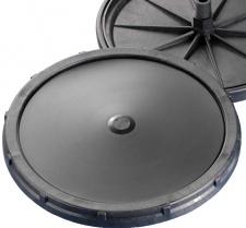 JAGER  HD 340 Membraninis diskinis oro difuzorius